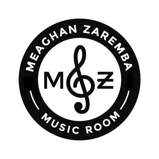 Meaghan Zaremba Music Room